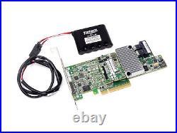 03-25420-14B LSI MR 9361-8i 12Gbps SAS SATA 1GB Cache PCIe 3.0 RAID Controller