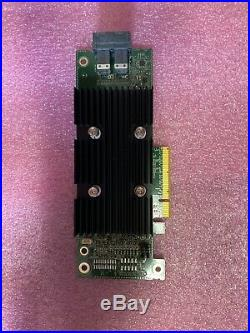 04Y5H1 Dell PowerEdge PERC H330 12Gb SAS 8 PORT SATA PCI-E Raid Controller