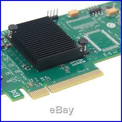 10Gtek External SAS/SATA RAID Controller PCI Express Host Bus Adapter for LS