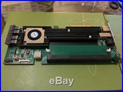 16 Port Areca ARC-1883ix-16 PCIe 3.0 12Gb/s SAS/SATA RAID Controller with cables