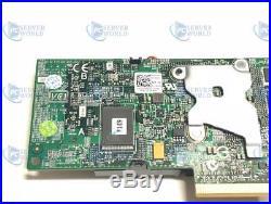 17mxw Dell Perc H710 Pcie 6gbps 512mb Sas SATA Raid Controller 017mxw