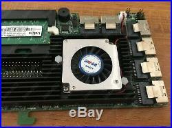 1pc used ARECA ARC-1882IX-24 PCI-E 3.0 SATA SAS RAID Array Card