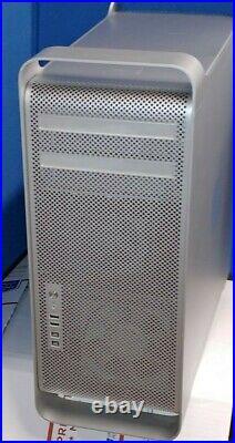 2010 Apple Mac Pro 12 Core 2.66 GHz Xeon 32GB RAM6TB HD Radeon HD 5770 Raid
