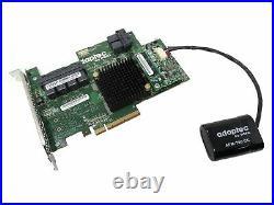 2274900-R Adaptec 24-Port 1GB Cache 6Gb/s SAS SATA PCIe 3 RAID Controller Card