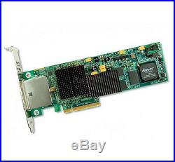 3Ware SAS 9690SA-8E 8Port External SAS/SATA PCI-E X8 RAID Controller Card