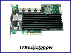 3ware LSI 9750-16i4e 6Gbs 16 Bay Server Array External SAS PCIe SATA RAID Card