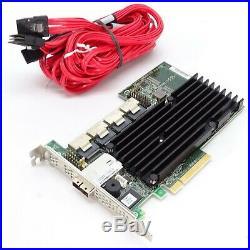 3ware LSI00252 RAID Controller Card SATA/SAS 6Gb/s PCIe 2.0 (9750-16i4e SGL)