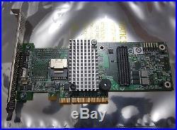 4 Port SFF-8087 SAS-2 SATA-III 6Gb/s RAID PCI-e 2.0 x8 LSI MegaRAID MR 9260CV-4i