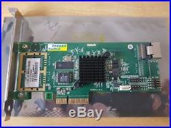 4 Port SFF-8087 SAS SATA-II RAID PCIe x4 Promise FastTrak Tx4660