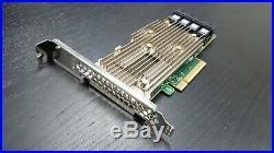 42PDX Dell Broadcom 9460-16i SAS SATA NVMe TriMode PCIe Raid Controller Card