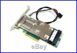 42PDX Dell MegaRAID 9460-16i SAS/SATA/NVMe TriMode PCIe RAID Controller +Battery