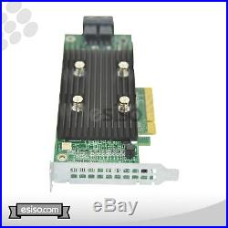4Y5H1 Dell PowerEdge PERC H330 12Gb SAS 6Gb SATA PCI-e RAID Controller LP