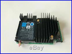 7H4CN Dell PERC H730P Mini Mono 8-CH 2GB SAS 12G SATA 6G PCI-E RAID CONTROLLER