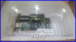 8 External 16 Internal Ports SATA-III SAS-2 RAID PCI-e 3.0 x8 Adaptec ASR-71685