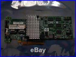 8 Internal SAS-2 SATA-III 6Gb RAID PCI-e 2.0 x8 IBM Lenovo M5015 90Y4266 46C8927
