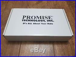 8 Internal SFF-8087 Port SAS SATA-II RAID PCI-e x8 Promise SuperTrak TX8650