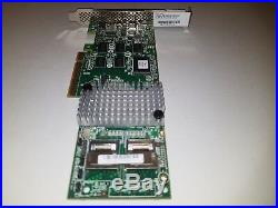 8 Port SFF-8087 SAS-2 SATA-III 6Gb RAID PCI-e 2.0 x8 Cisco R2XX-PL003 74-7119-02