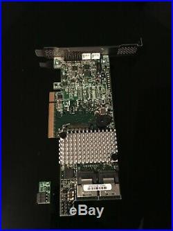 9271-8iCC LSI MegaRAID PCI-e 3.0 x8 SATA SAS RAID Controller with CacheCade 2.0
