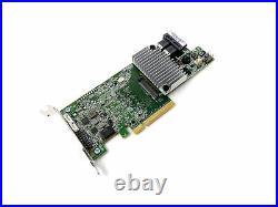 9361-8I LSI MegaRAID 9361-8i 8-Port 12Gbps PCIe 3.0 SAS/SATA Raid Controller