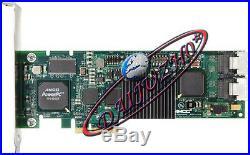 9650SE-8LPML LSI 3WARE 8 PORT SATA II PCI-E RAID Card Tested