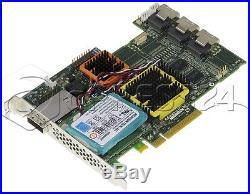ADAPTEC ASR-51245 SAS SATA RAID 16-PORT PCIe + BATERIA ABM-800T