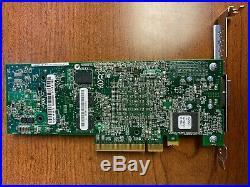 ADAPTEC ASR-5445 512MB RAID SAS / SATA CONTROLLER PCIE+ Cable