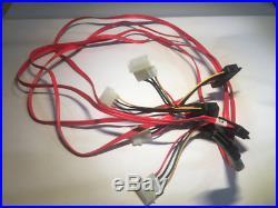 ADAPTEC ASR-6405 4x SAS/SATA 6G RAID CONTROLLER 512MB PCIe + SAS BREAKOUT CABLE