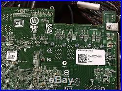 ADAPTEC ASR-72405 1GB 24-Port SAS SATA PCIe Gen3 RAID AFM-700cc 6x HD SAS Cables