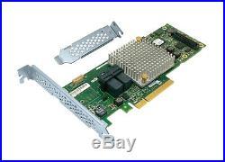ADAPTEC ASR-8805 12/GBS PCIE SAS SATA RAID CARD With LOW-PROFILE BRACKET 2277500-R