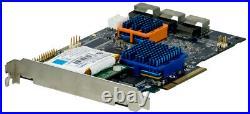 ADAPTEC ICP5125BR/256MB SAS/SATA RAID PCIe +BBU