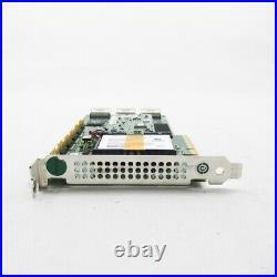 AMCC 9650SE-24M8 24-Port SATA PCI-E RAID Controller 700-3233-02 Cache and BBU