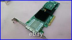 AMCC 9690SA-8E 8 Port 3Gb SATA SAS RAID Controller Card PCI-E 700-3190-03C
