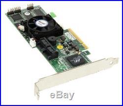 ARECA ARC-1220 4x SATA II RAID 256MB PCIe x8