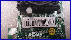 ARECA ARC-1680IX-8 8-PORT PCIe SATA / SAS RAID ADAPTER