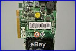 ARECA ARC-1880ixl-12 PCI-Express 2.0 x8 16-PORT SATA / SAS RAID Controller Card