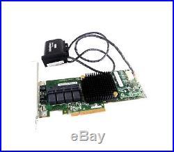 ASR-71605 ADAPTEC 2274400-R SAS SATA 6GBPS 1GB PCI-E RAID CONTROLLER With BATTERY