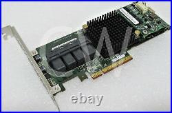 ASR-71605 ADAPTEC 71605 1GB 6Gb/s 16Port SAS/SATA PCI-Express RAID CONTROLLER