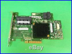 ASR-72405 ADAPTEC 2274900-R 6Gbps 1GB Cache SAS/SATA PCIe Raid WithAFM-700CC