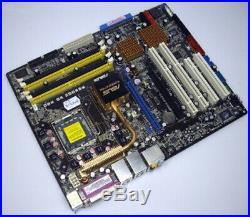 ASUS P5WDG2 WS Pro Professional Sockel 775 ATX Mainboard PCIe eSATA SATA RAID