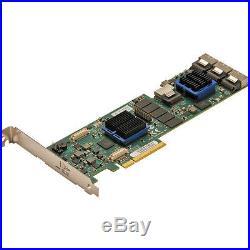 ATTO Technology ESAS-R60F-000 ExpressSAS 16-Port 6 Gb/s SAS/SATA RAID PCIe 2.0 A