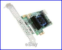 Adaptec 2270800-R 6E Series PCI-Express SAS/SATA 6.0Gbps Raid Controller Card