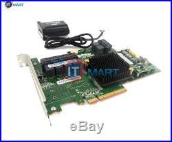 Adaptec 2274900-r Sas/sata 6gbps 1gb Cache Pci-e Raid Controller Asr-72405