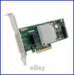 Adaptec 2277600-R 1Gb 4 Port SAS/SATA PCI Express 3.0 x8 Raid Adapter
