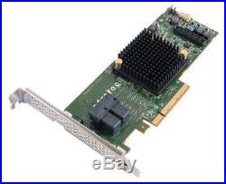 Adaptec 7805 RAID Card 8-Lane PCI Express 1GB 6Gb/s SATA/SAS