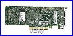Adaptec 78165 SAS SATA 6Gb/s PCIe X8 Gen3 RAID 24-Ch Controller MD2 Low Profile