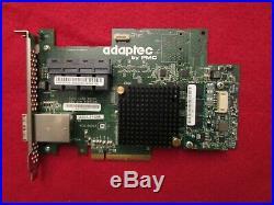 Adaptec 8 External 16 Internal Ports SATA-III SAS-2 PCI-e 3.0 RAID ASR-71685
