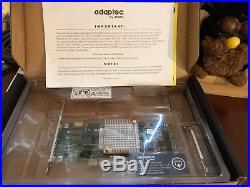 Adaptec 8405 (2277600-R) PCI-E 3.0 x8 12Gb/s SAS/SATA 4 Int. Ports RAID Adapter