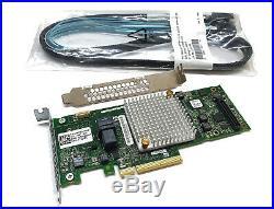 Adaptec 8405 4port intern SATA / SAS RAID Controller 12G PCIe x8 3.0 1GB 9361-4i