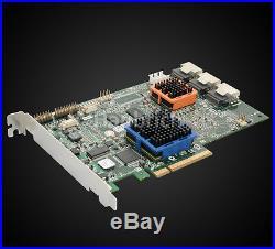 Adaptec ASR-31205 (2252400-R) 12 Port SATA+SAS+SSD RAID-Controller und HBA