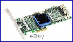 Adaptec ASR-3805 / 2252200-R 128Mb 8-Port PCIe SAS/SATA Raid Controller! NEW